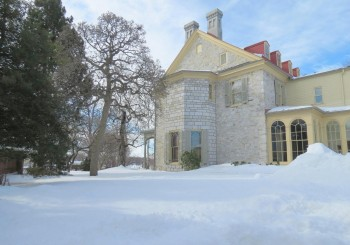 Mansion Tours suspended until March 1, 2017