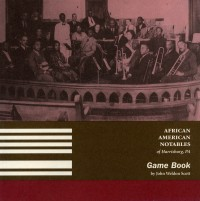 African American Notables of Harrisburg Game Book