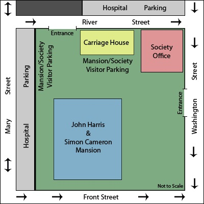 HSDC MAP PARKING