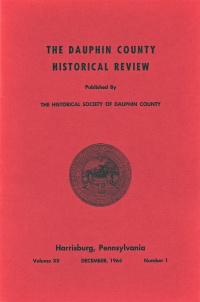 Dauphin County Historical Review, December 1964