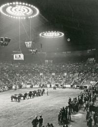 Farm Show Livestock Judging, 1983