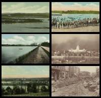 Postcard Sampler