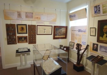250th Anniversary Exhibits