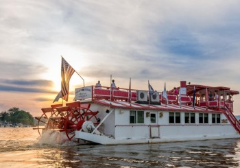 Founding Father Riverboat Dinner Cruise